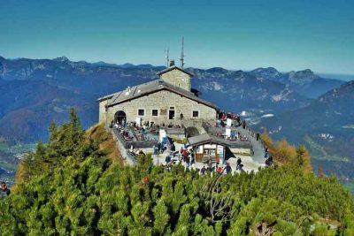 Eagle's Nest in Berchtesgaden.