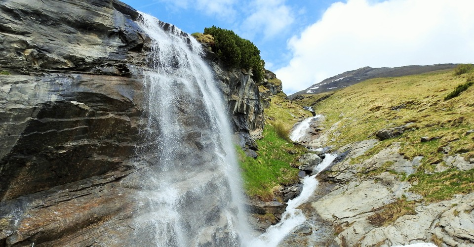 Grossglockner-Waterfalls