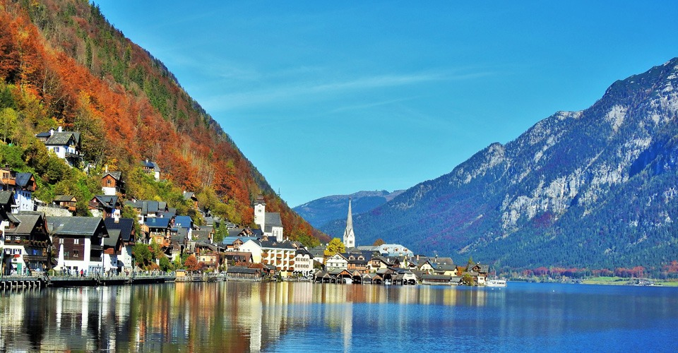 Hallstatt-Village