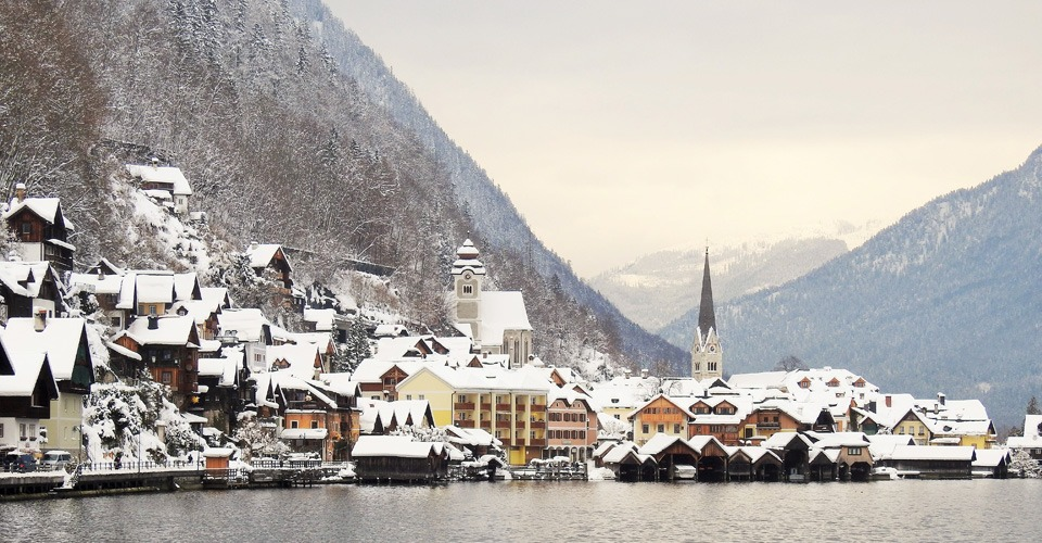 Hallstatt-in-Winter