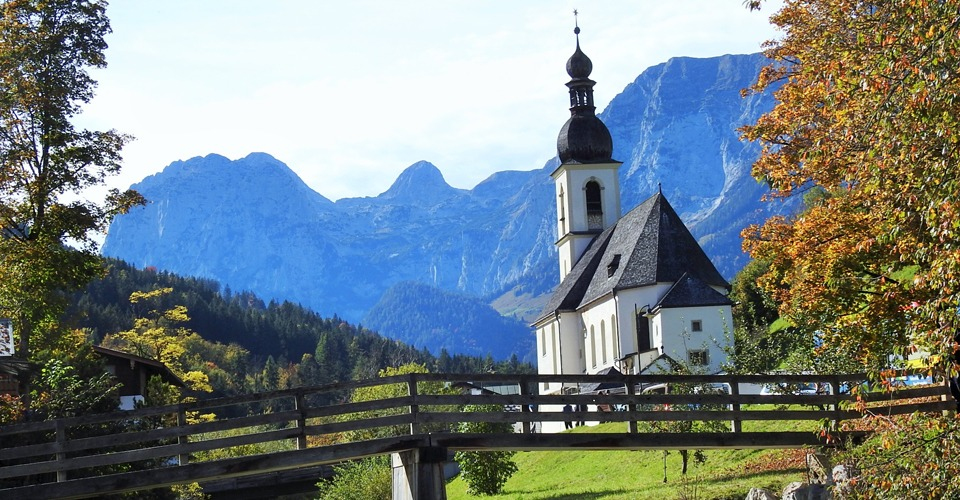 Ramsau-Church