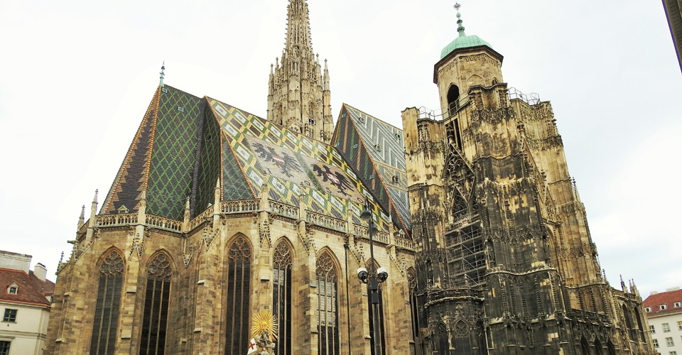St.Stephens-Cathedral-Vienna