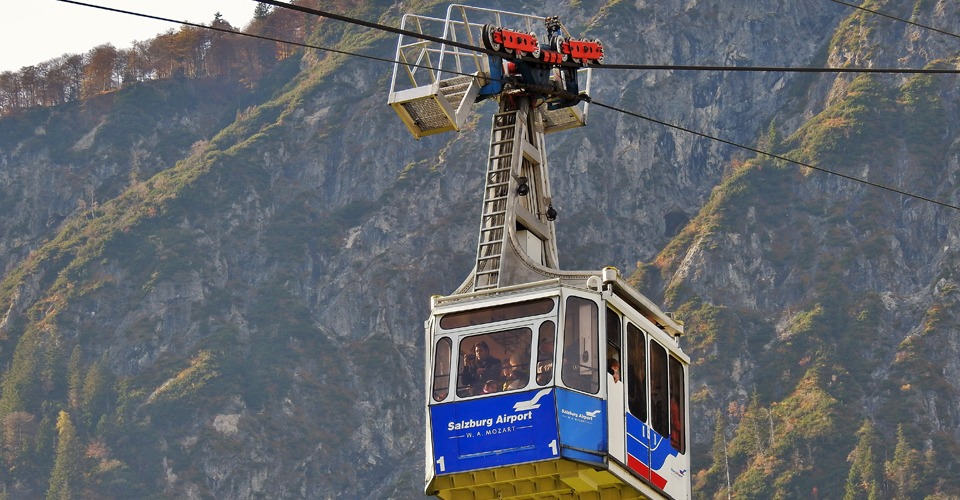 Untersberg-Cable-Car