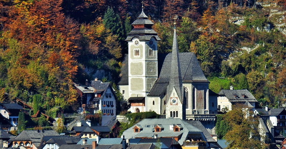hallstatt-Church