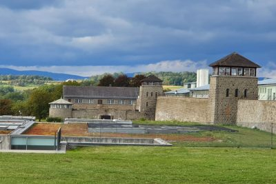 Mauthausen memorial, concentration camp.