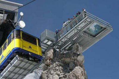 Dachstein Skywalk Paltform